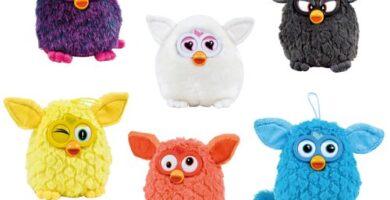 Furby Boom El Corte Inglés