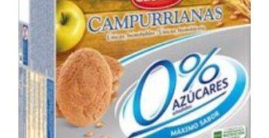 Galletas Campurrianas Mercadona