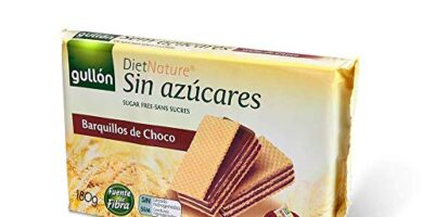 Galletas Sin Fibra Mercadona