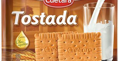 Galletas Tostadas Mercadona