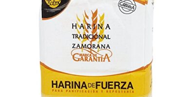 Harina De Media Fuerza Mercadona