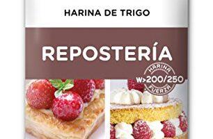 Harina De Reposteria Mercadona