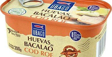Huevas De Bacalao Mercadona
