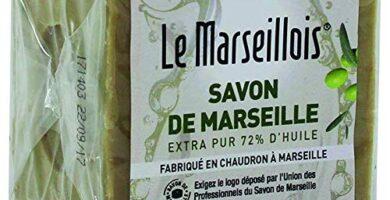 Jabon Marsella Mercadona