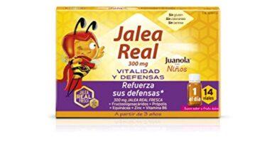 Jalea Real Para NiñOs Mercadona
