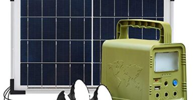Kit Solar Carrefour