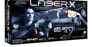 Laser X Carrefour