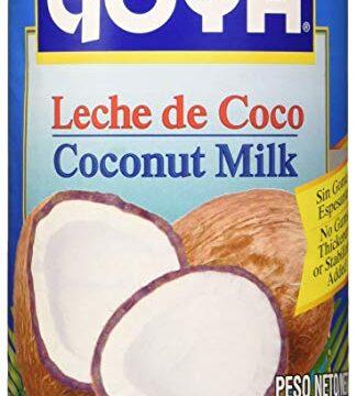 Leche De Coco Mercadona