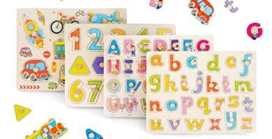 Letras Madera Infantiles Leroy Merlin
