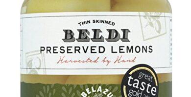 Limones Encurtidos Mercadona