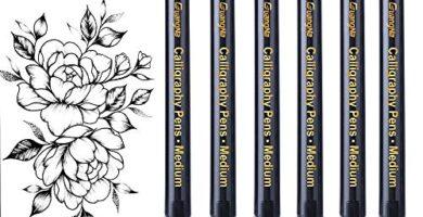 Los mejores boligrafos y plumas de caligrafia