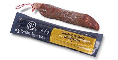 Mercadona Chorizo Iberico