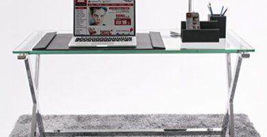 Mesa Despacho Cristal Ikea