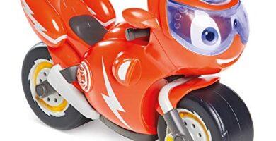 Moto Juguete Carrefour