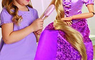 MuñEca Rapunzel Carrefour