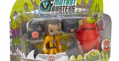 Mutant Busters Alcampo