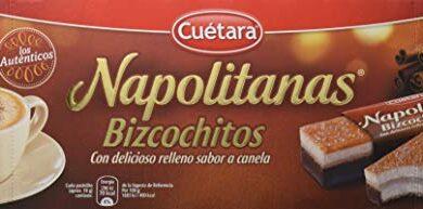 Napolitanas Mercadona