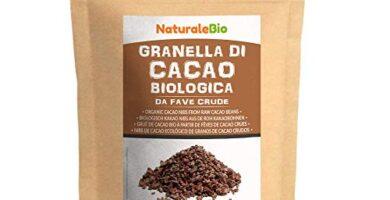 Nibs De Cacao Mercadona