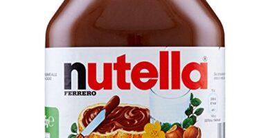 Nutella Mercadona