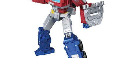 Optimus Prime El Corte Ingles