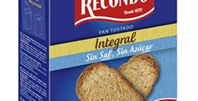 Pan Integral Sin Sal Mercadona