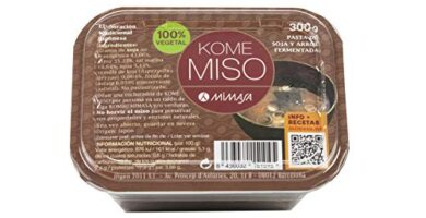 Pasta De Miso Mercadona