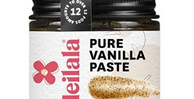 Pasta De Vainilla Mercadona