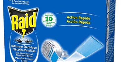 Pastillas Antimosquitos Mercadona