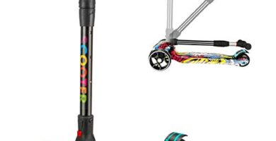 Patinetes Scooter Decathlon