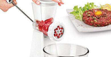 Picadora De Carne Manual Carrefour