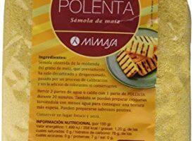 Polenta Mercadona