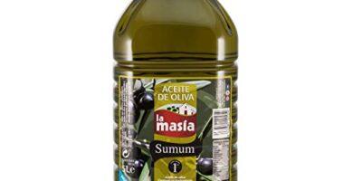Precio Aceite Oliva 5 Litros Mercadona