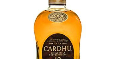 Precio Whisky Cardhu Mercadona