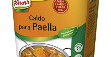 Preparado De Paella Mercadona