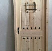 Puertas De Madera Exterior Leroy Merlin