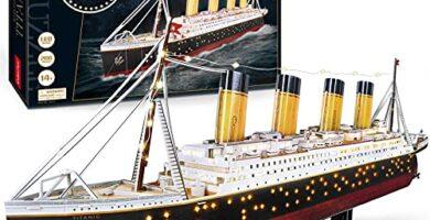 Puzzle Titanic El Corte Inglés