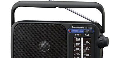 Radio Panasonic El Corte Inglés