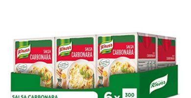 Salsa Carbonara Mercadona