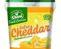Salsa Cheddar Mercadona