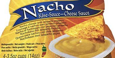 Salsa De Queso Para Nachos Mercadona