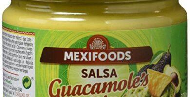 Salsa Guacamole Mercadona