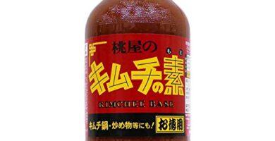 Salsa Kimchi Mercadona