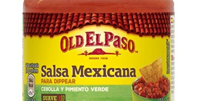 Salsa Nachos Mercadona