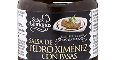 Salsa Pedro Ximenez Mercadona