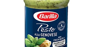 Salsa Pesto Mercadona
