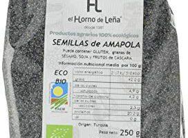 Semillas Amapola Mercadona