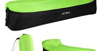 Sillones Hinchables Carrefour