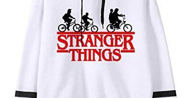 Sudadera Stranger Things Nina El Corte Ingles