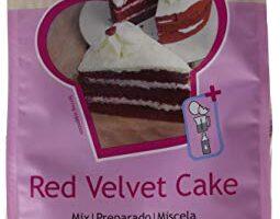 Tarta Red Velvet Mercadona
