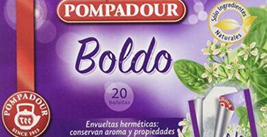 Te De Boldo Mercadona